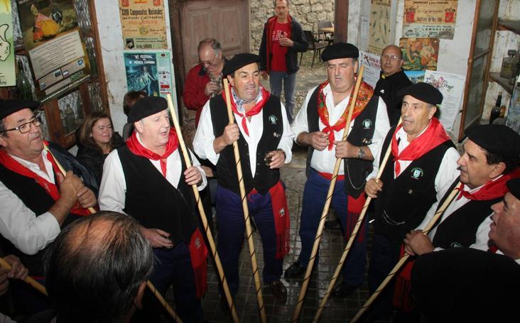 Las imágenes de este domingo en la Fiesta del Orujo de Potes