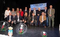 Entrega del Premio Muslera en la Sala Bretón de Astillero