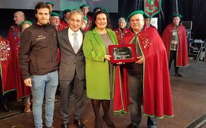 El Traviesu gana la Alquitara de Oro 2018