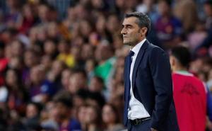 Valverde: «Tenemos que mejorar lo de los goles encajados»