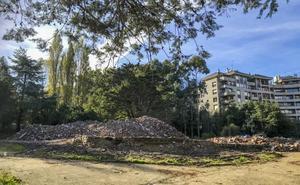 La última gran finca libre cerca de Piquío dará cabida a 40 pisos de lujo