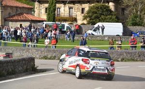 Peña gana el Regional de Rallysprint