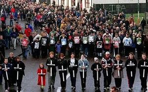 La investigación sobre la masacre de Ballymurphy abre las llagas de Ulster