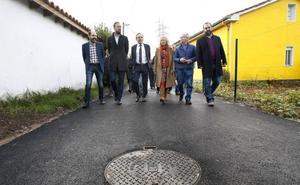 El saneamiento de Barreda concluirá a principios de 2019 tras una década de esperas