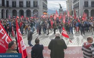 CCOO denuncia que los convenios de empresa incumplen en Cantabria los sectoriales y «castigan» los salarios