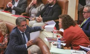 El Parlamento aprueba pedir el listado de bienes inmatriculados por la Iglesia en Cantabria