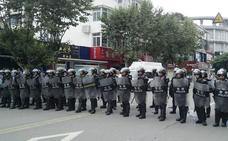 Desaparecen doce disidentes tras varias redadas policiales en China
