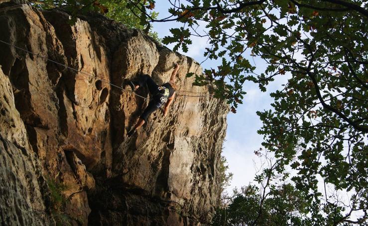 Dónde escalar en Cantabria