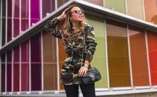 Este otoño la moda se vuelve guerrera