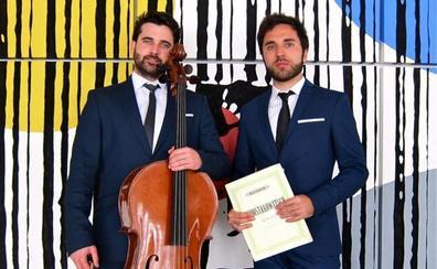 Hugo Selles y Miguel Díez estrenan hoy una sonata del compositor Emilio Otero
