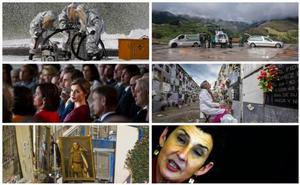 El Casyc acoge las mejores imágenes de los fotoperiodistas cántabros en 2017