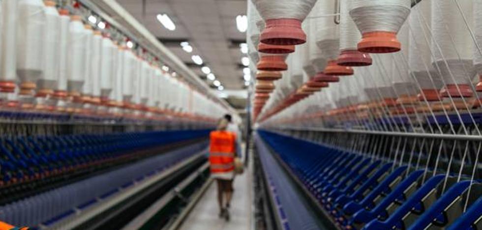El grupo Textil Santanderina, premiado por su innovación