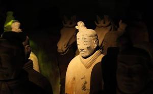Te sumergimos en la exposición de los Guerreros de Xian