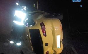 Fallece un hombre en Penagos al salirse de la vía su coche