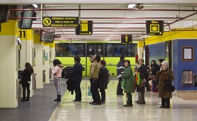El Gobierno iniciará en enero las obras de renovación de la estación de autobuses de Santander