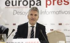 Marlaska se autodescarta para la alcaldía de Madrid: «Interior colma las pretensiones de un niño de barrio de Bilbao»