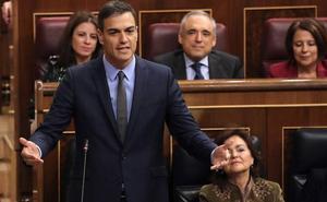 Sánchez contempla no presentar los Presupuestos si no puede aprobarlos