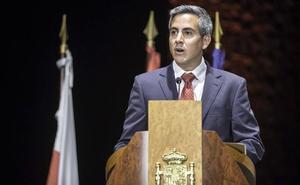 Zuloaga responde sobre Carrancio que el PSOE no negocia con quienes «se representan a sí mismos»