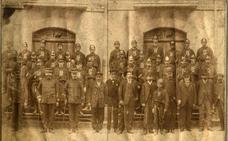 El Cuerpo de Bomberos Voluntarios