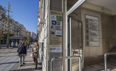 Robo en bloque en el 'edificio de los notarios' de Santander