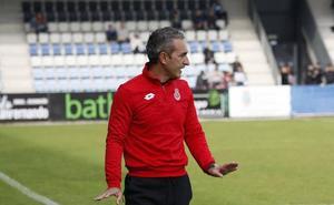 Lago: «El partido ante el Izarra vale mucho más que tres puntos»