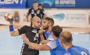El Blendio busca sorprender al Bidasoa, segundo en la Liga, como ya hizo ante el Valladolid
