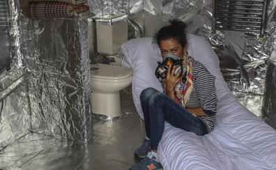 Fallece Sonia Cuetos, la 'mujer burbuja' de Laredo