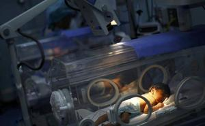 El 7 % de los niños que nacen en España son prematuros