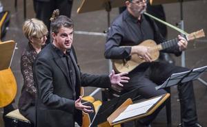 Philippe Jaroussky actuará en el Palacio de Festivales en abril de 2019