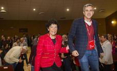Celaá llama al PSOE «cerrar filas» con Zuloaga para «ganar» las elecciones autonómicas