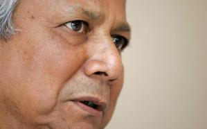 El Nobel de la Paz de 2006 muestra a Torra su apoyo a los políticos presos