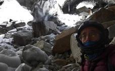 Las cinco noches del asturiano perdido en el Himalaya