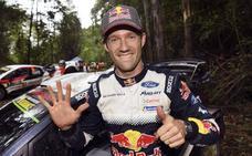 Sébastien Ogier consigue su sexto mundial de rally consecutivo
