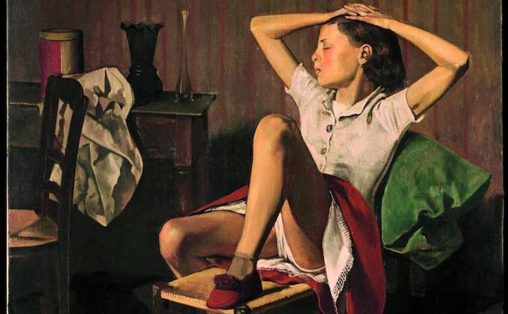Balthus, un gigante de la pintura del siglo XX