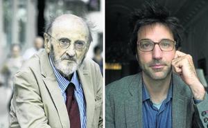 Álvaro Pombo y Marcos Díez, premios Honorífico y de las Letras de Santander
