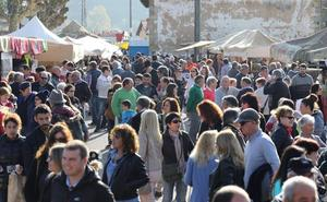 Música, gastronomía y tradición en la Feria de la Alubia de Casar de Periedo
