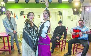 La ola de flamenco en Cantabria