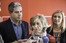 Zuloaga se distancia del PP y dice que al PSOE «nadie le da lecciones»