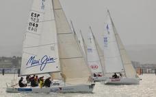 El 'Edificio Castelar' lidera el trofeo Freedom Sea para la clase J80