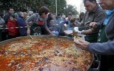 Los peñistas del Racing organizarán un cocido el domingo para dar a la bienvenida a los gimnásticos