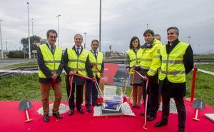 La nueva subestación eléctrica de Viesgo permitirá afrontar el crecimiento del Puerto de Santander