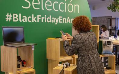 Así es la primera tienda física que Amazon instala en España