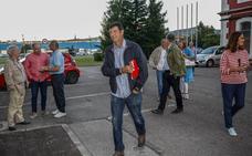 Bustillo presenta la renuncia de su empresa al contrato para la Oficina del Voluntariado