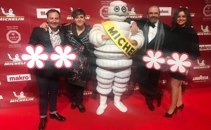 La gala de la Guía Michelin, en imágenes