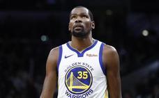 Durant, a un espectador: «Mira el jodido partido y cierra la puta boca»