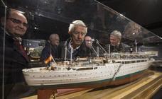 'Barcos sin mar', un recorrido por la historia naval