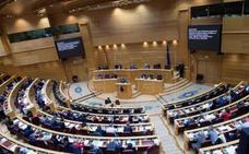 El Senado condena al franquismo sin PP ni Ciudadanos