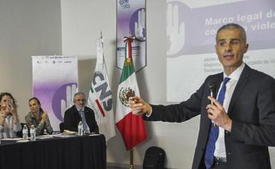 Cantabria y México, unidos contra la violencia machista