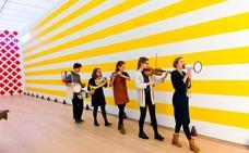 El Centro Botín mostrará en 2019 la obra de Martin Creed, Alexander Calder y Anri Sala
