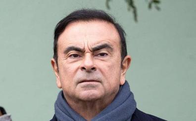 Nissan cesa a Ghosn como presidente de la compañía